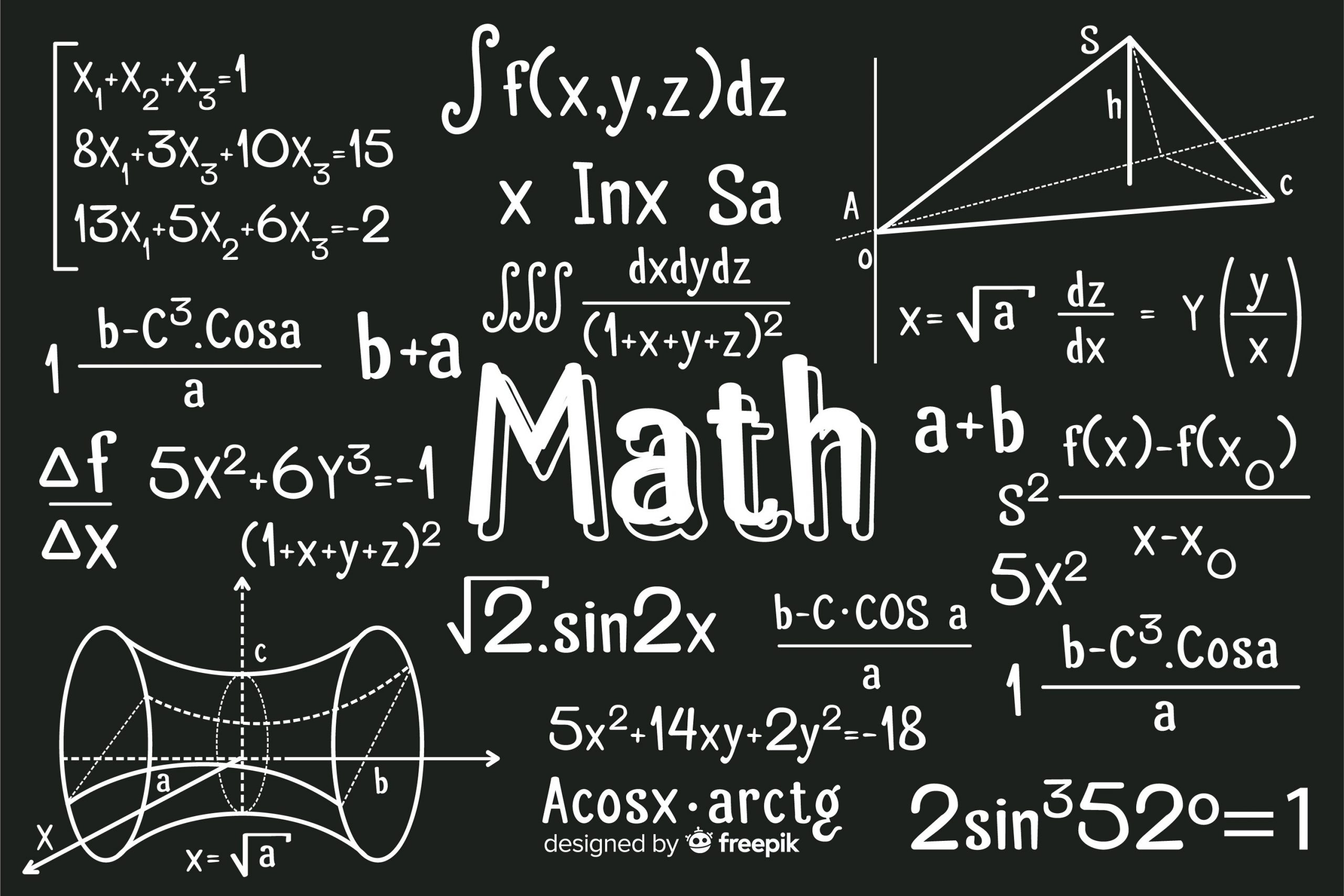 Combined Maths Preliminary course (English Medium)