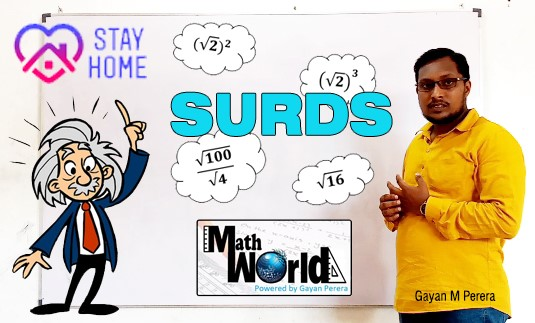 Surds | MathWorld EP 3| Self Learning Tutorial