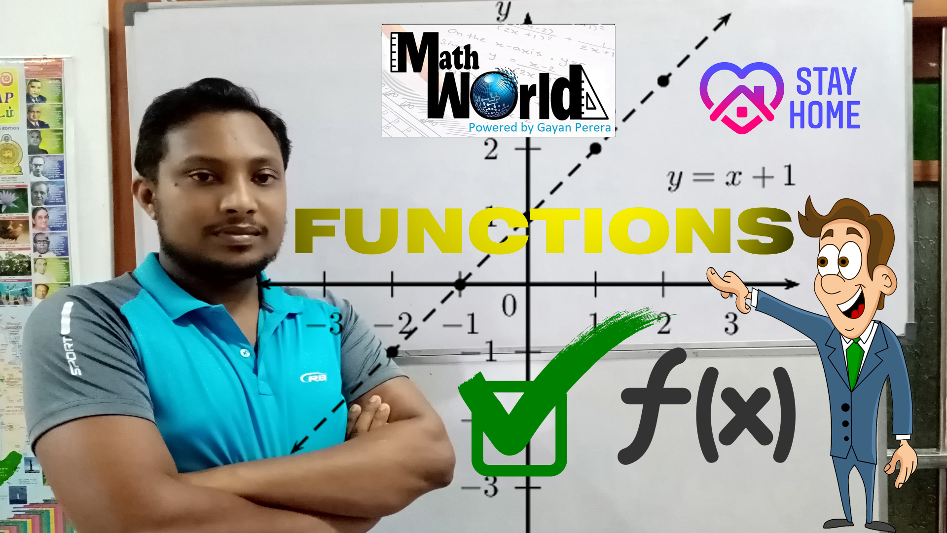 Functions | MathWorld EP 2 | Self Learning tutorial